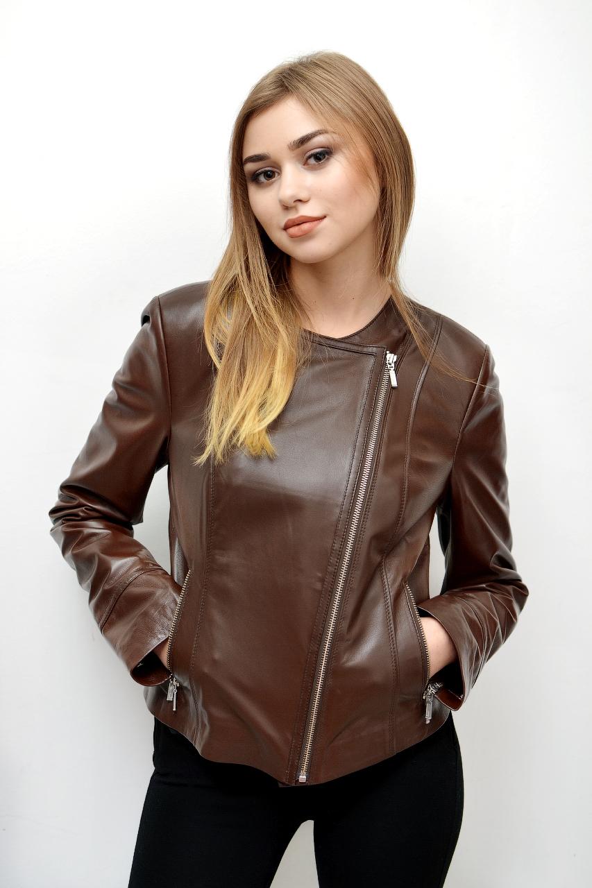 Кожаная куртка  — косуха