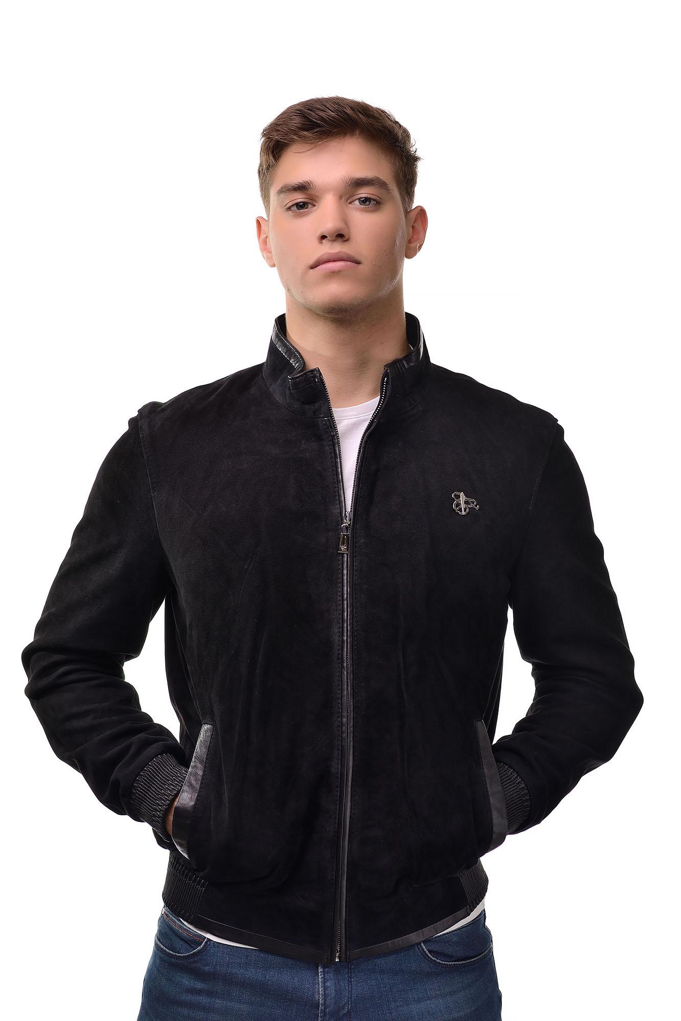 Мужская  замшевая куртка7426