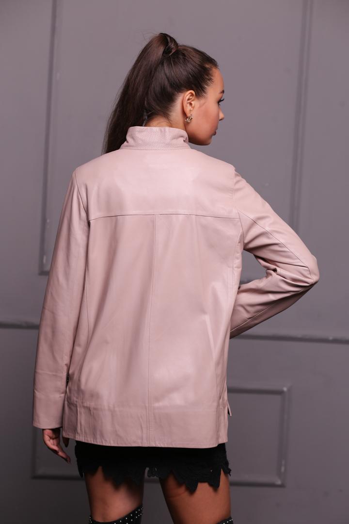 Женская Кожаная куртка4833