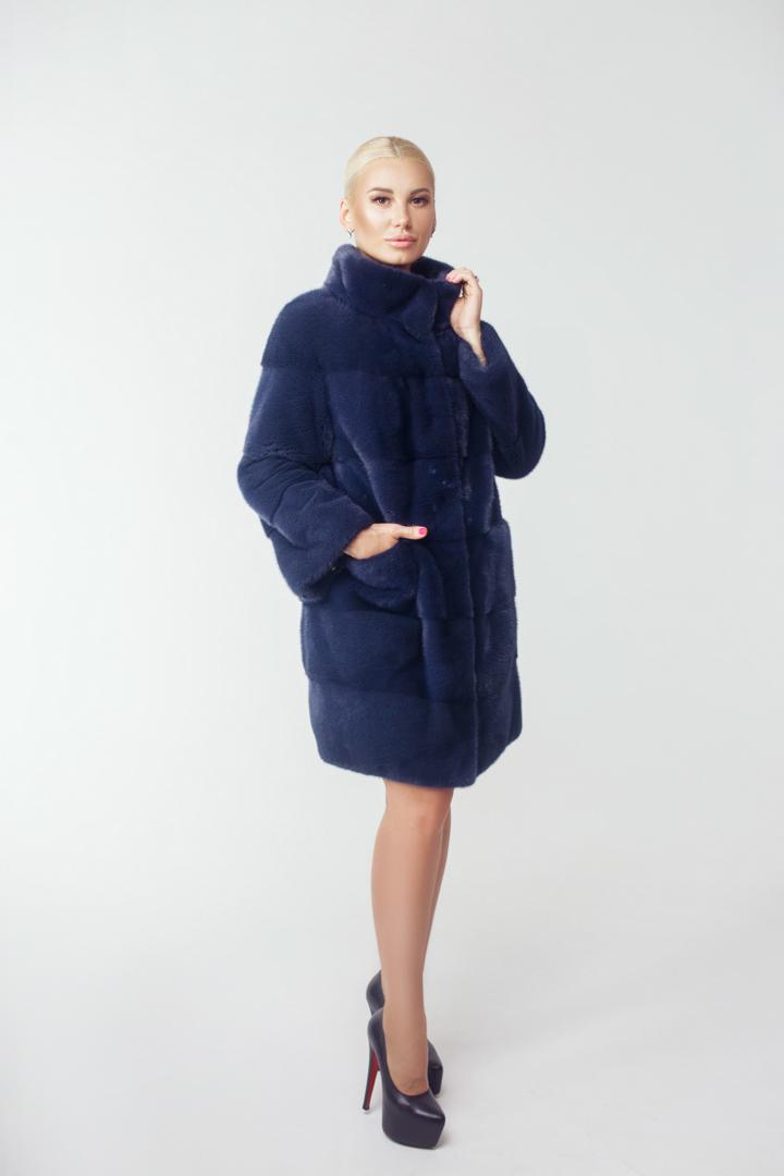 Женская норковая шуба1704072