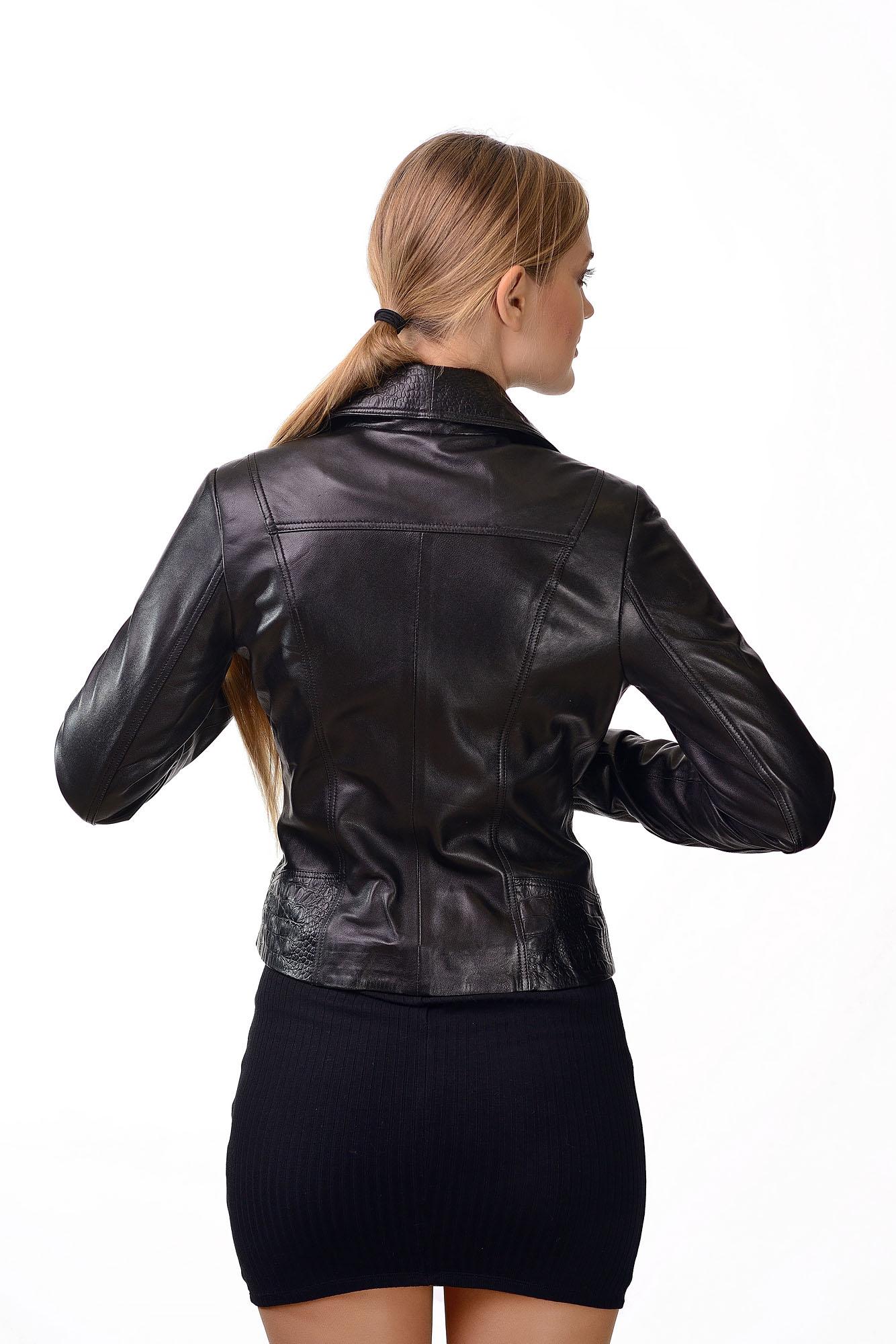 Женская куртка — косухаM=125