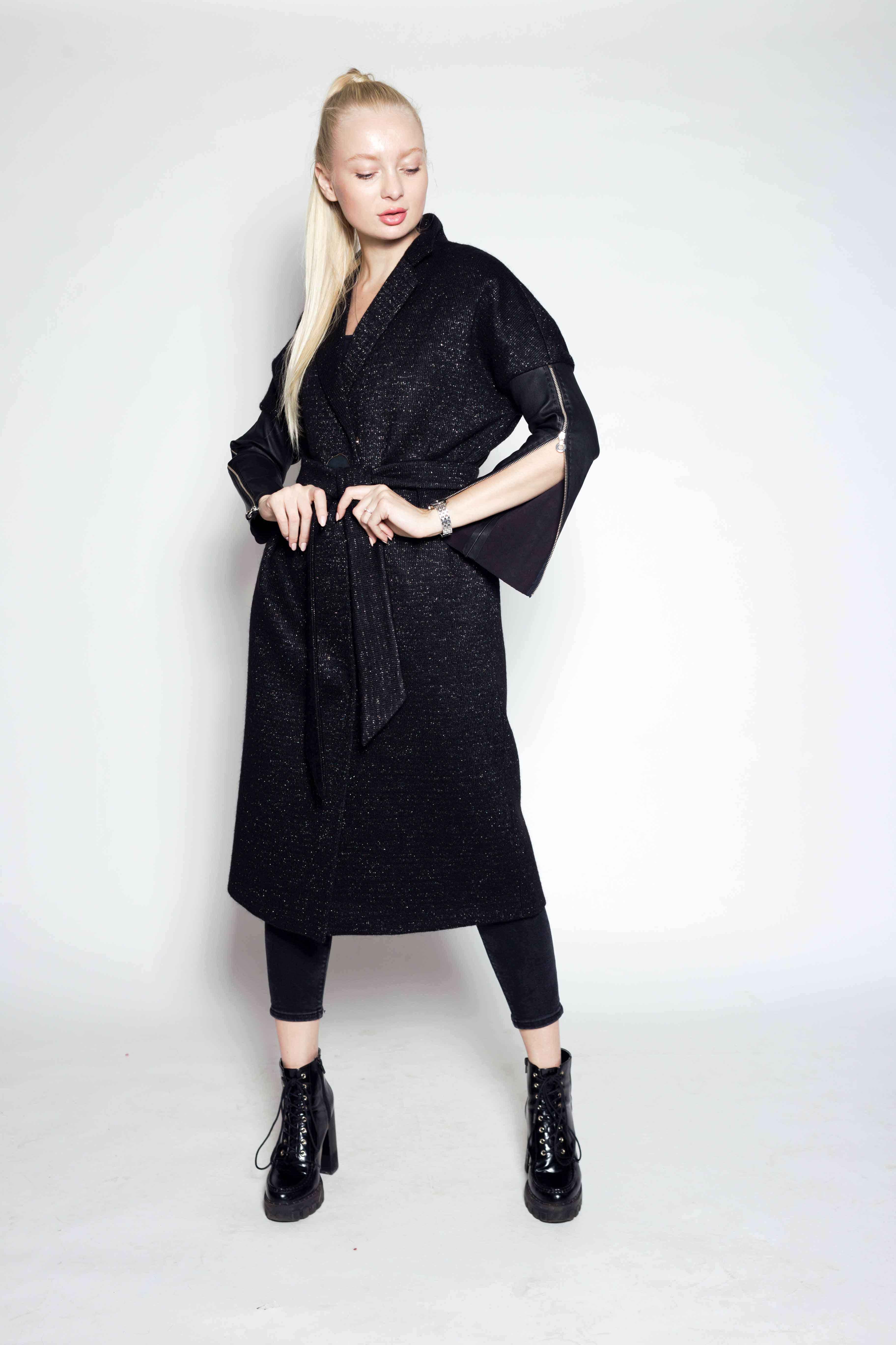 Женское пальто 7096