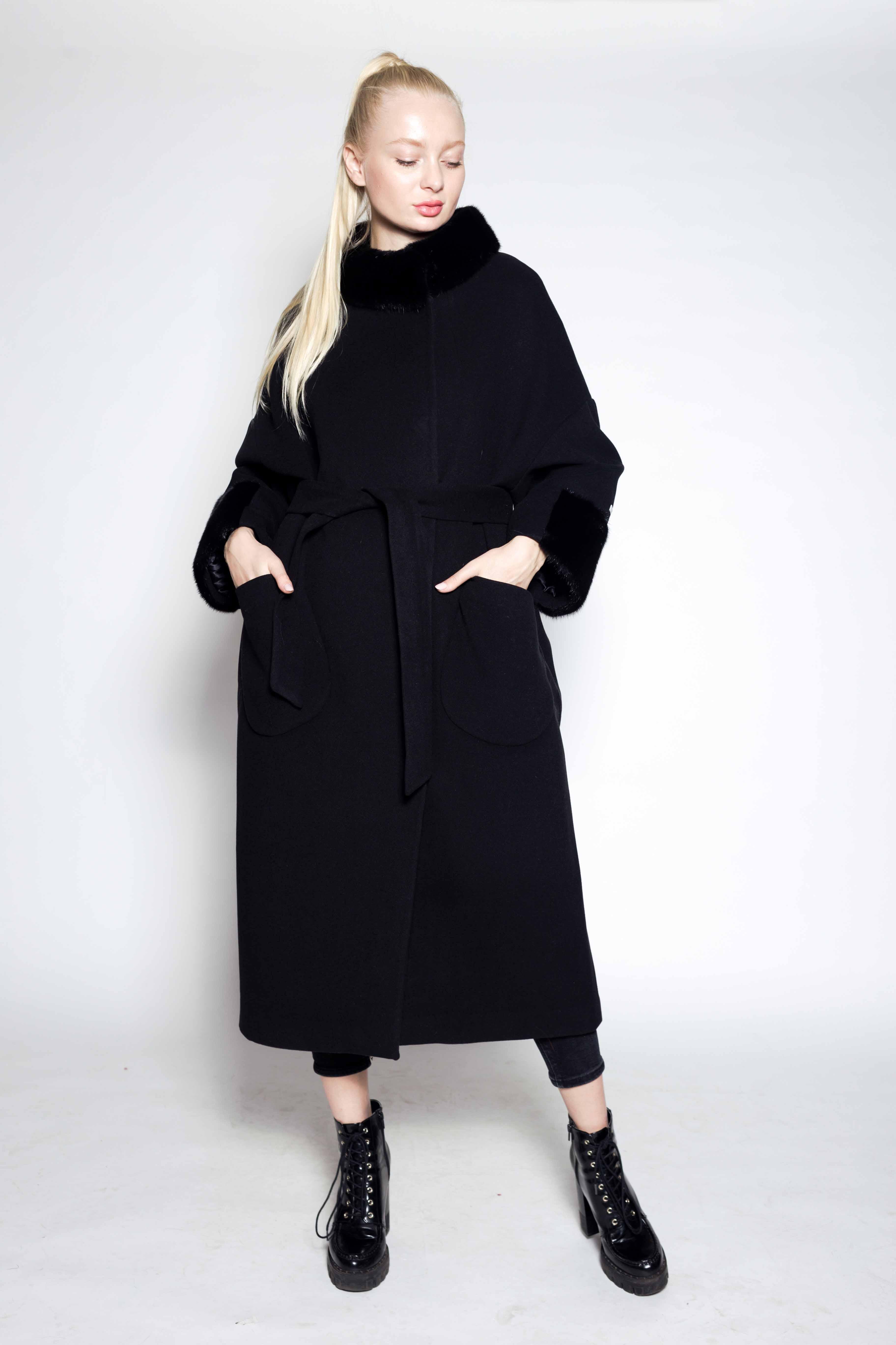 Женское пальто 03