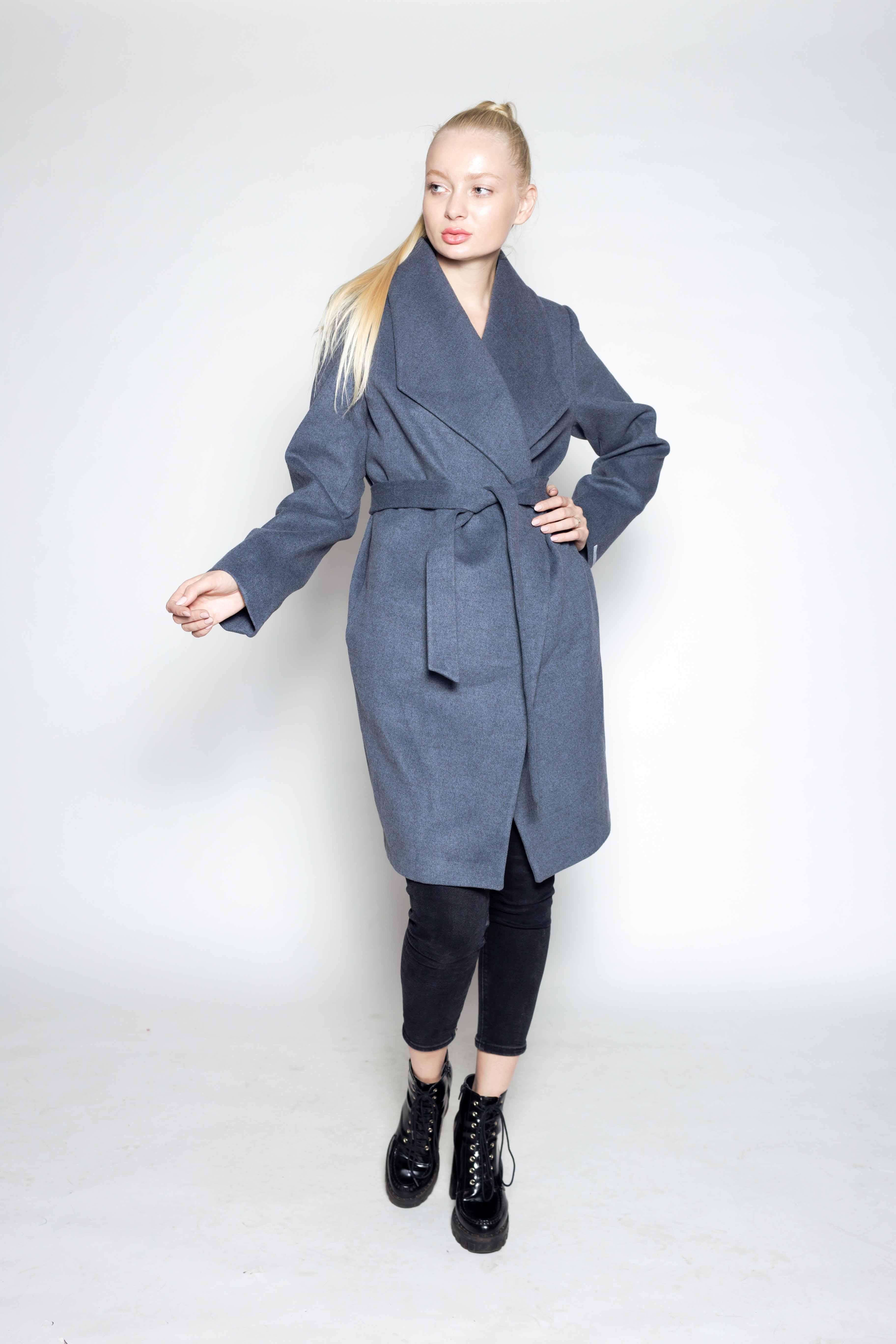 Женское пальто 07