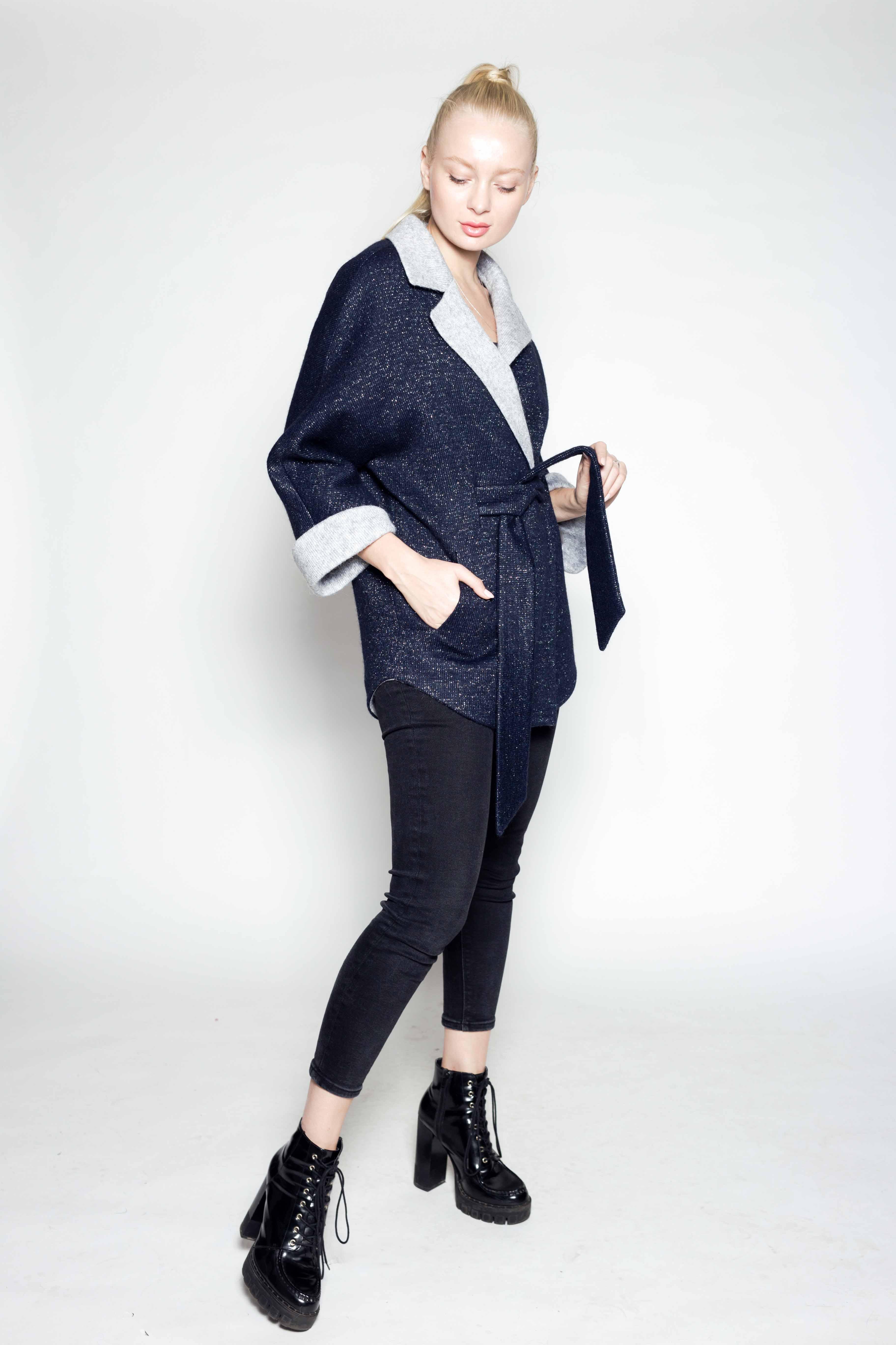 Женское пальто 7963
