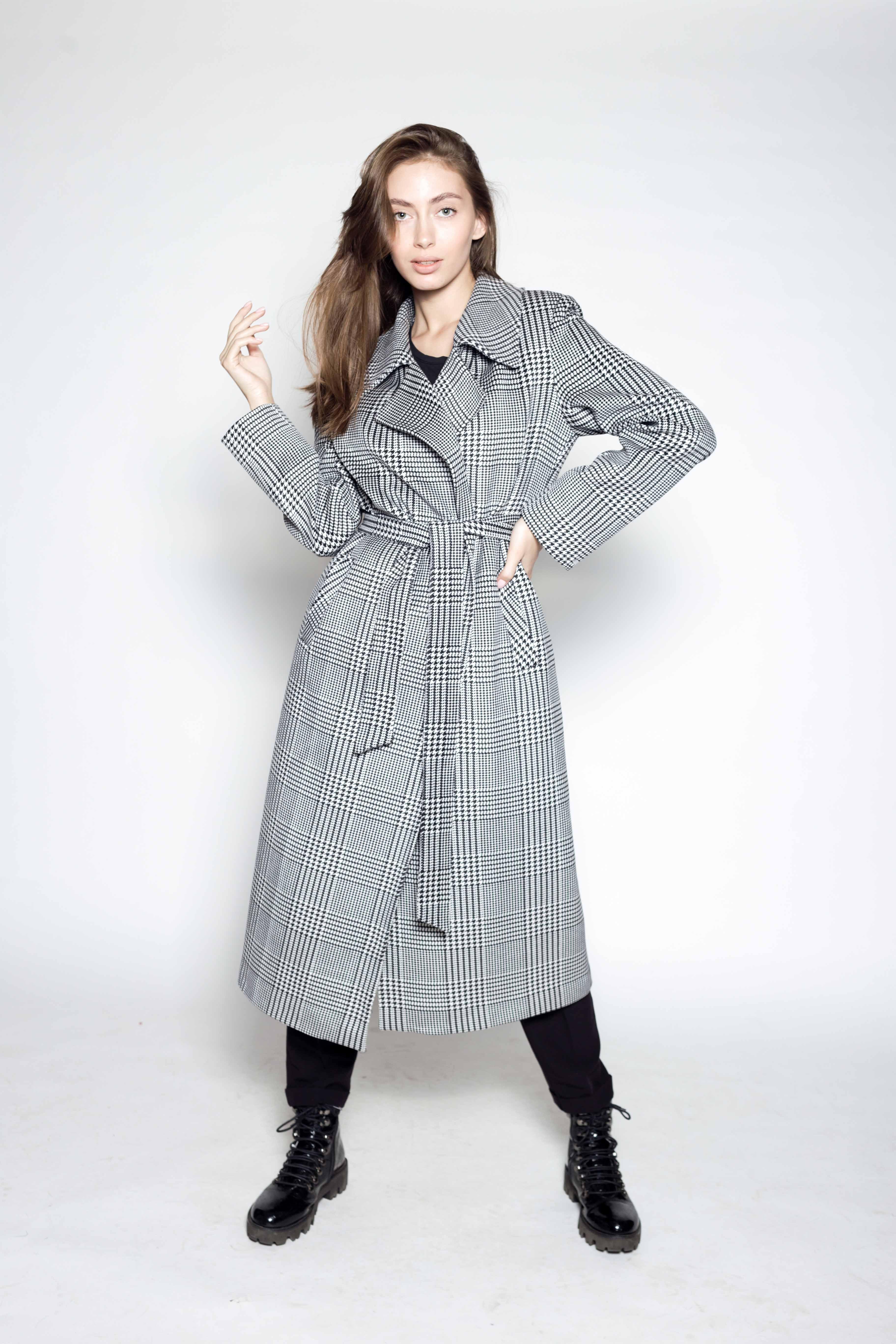 Женское пальто 1612