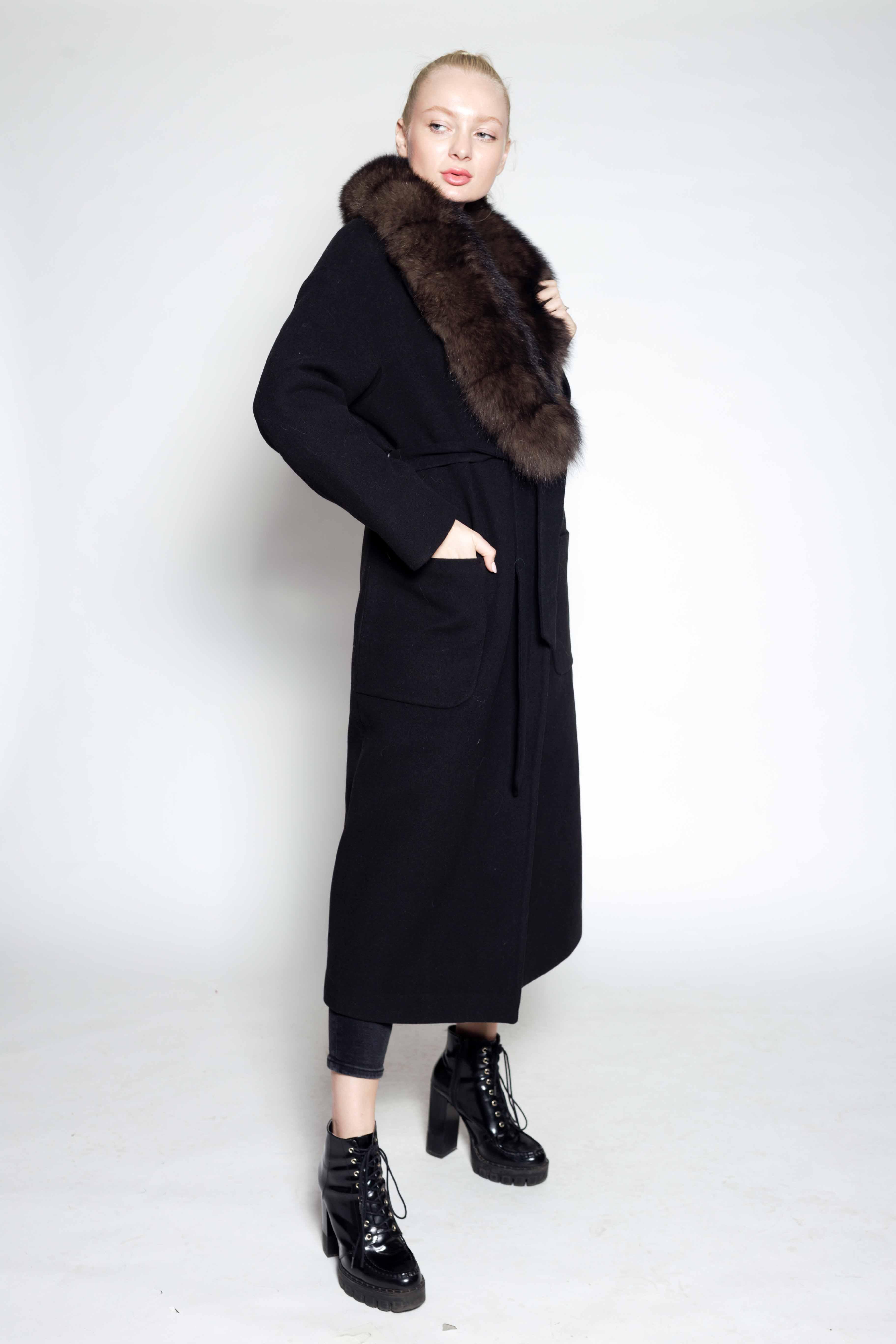 Женское пальто 24409