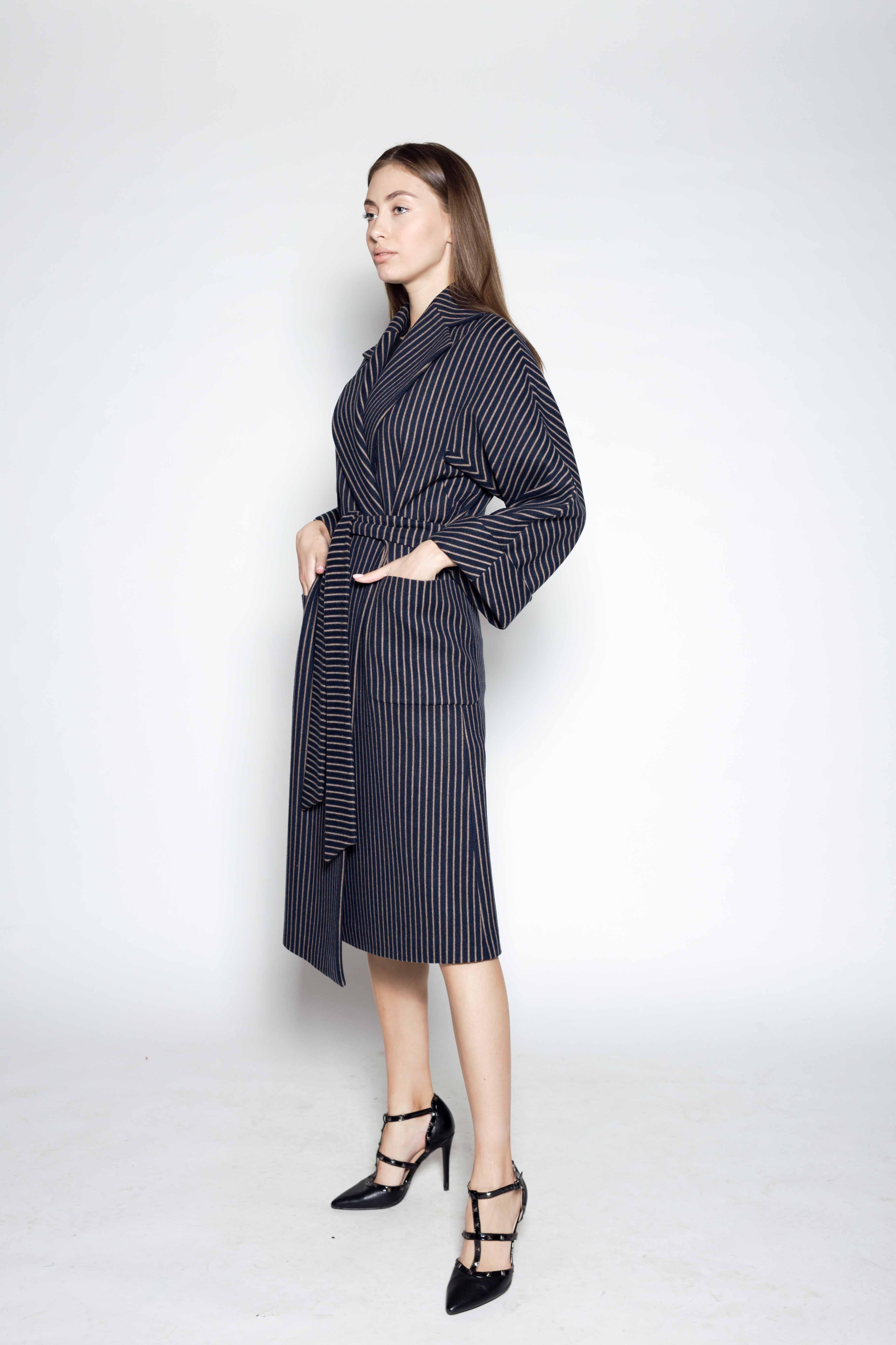 Женское пальто 8180