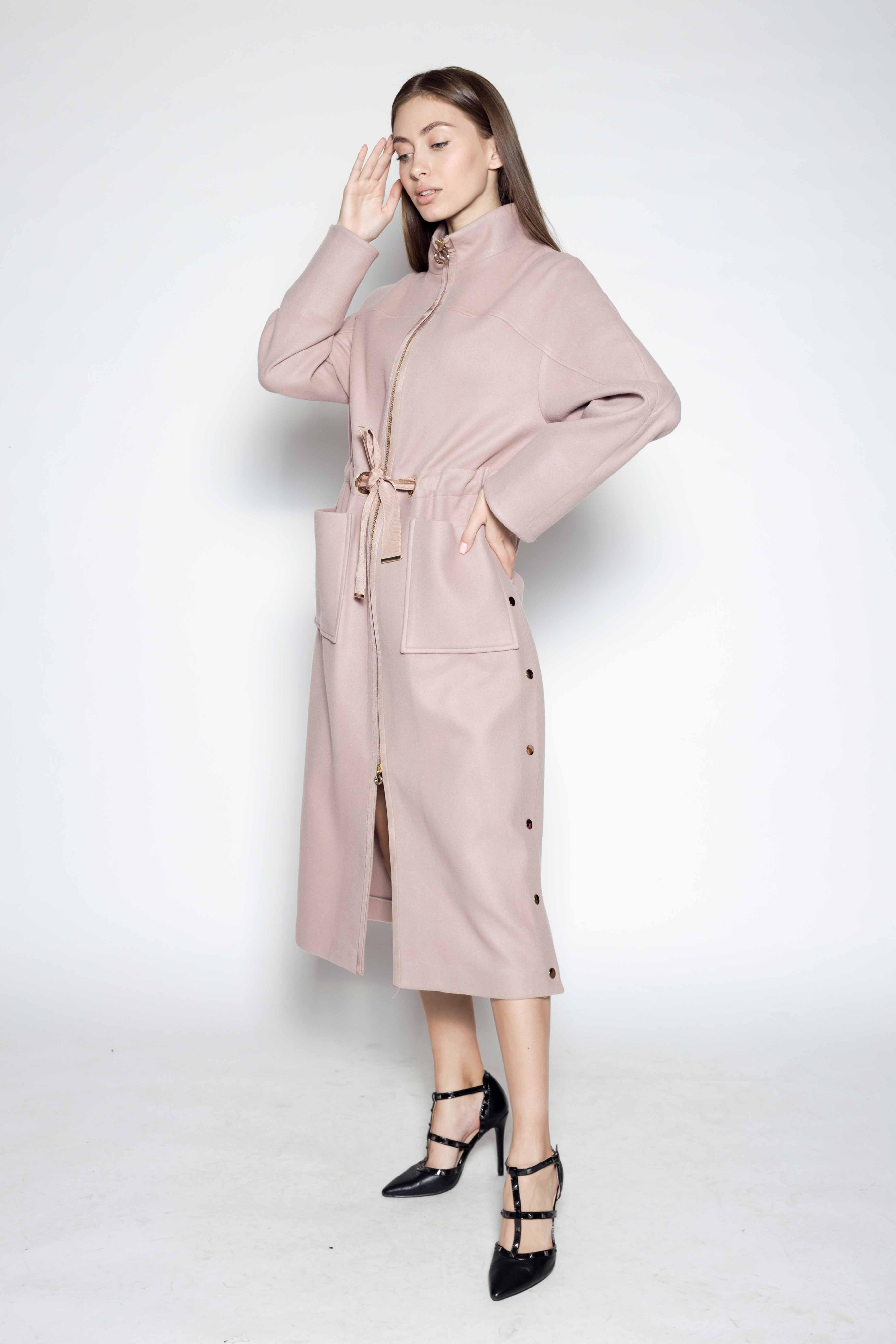 Женское пальто 8462