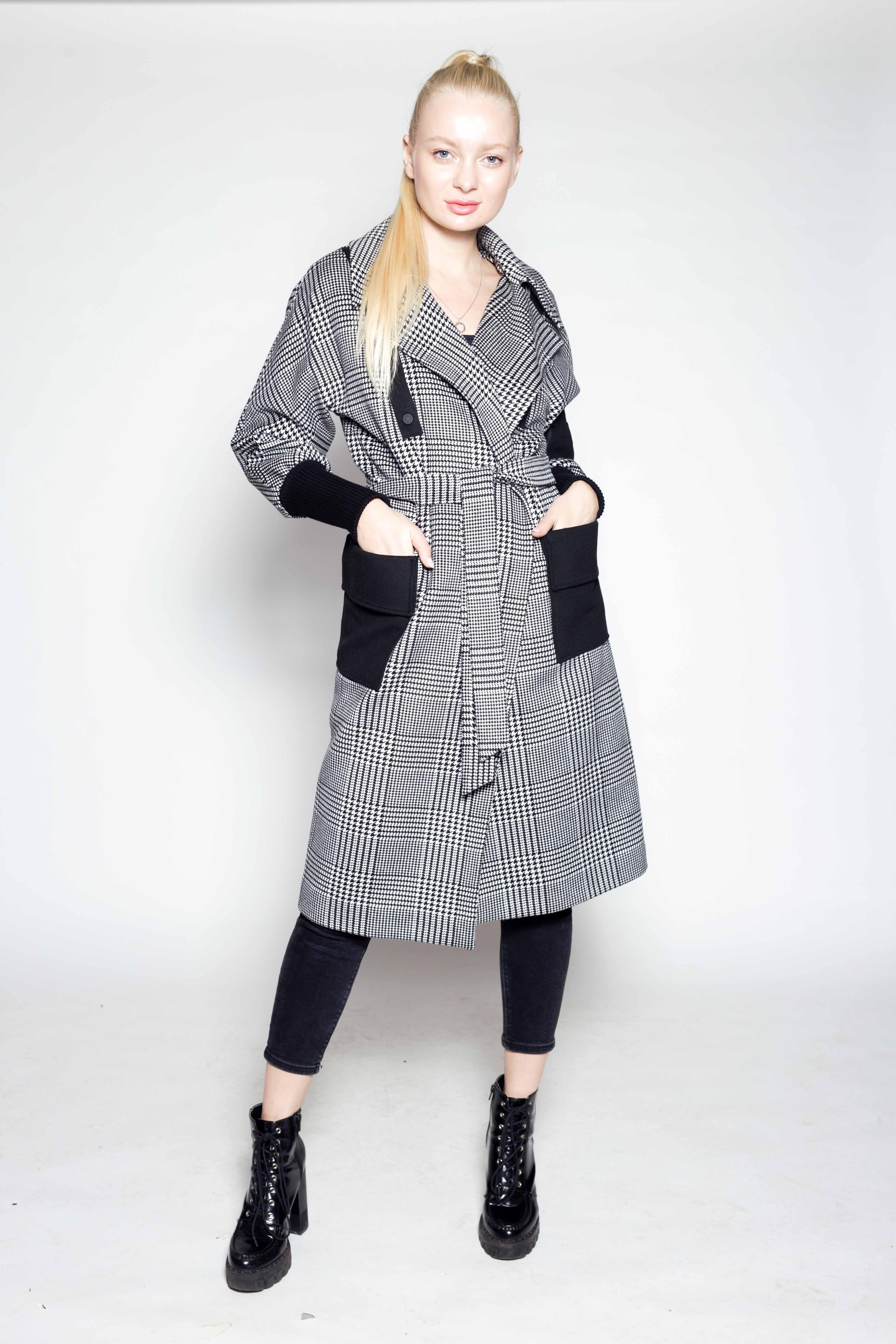 Женское пальто 1653