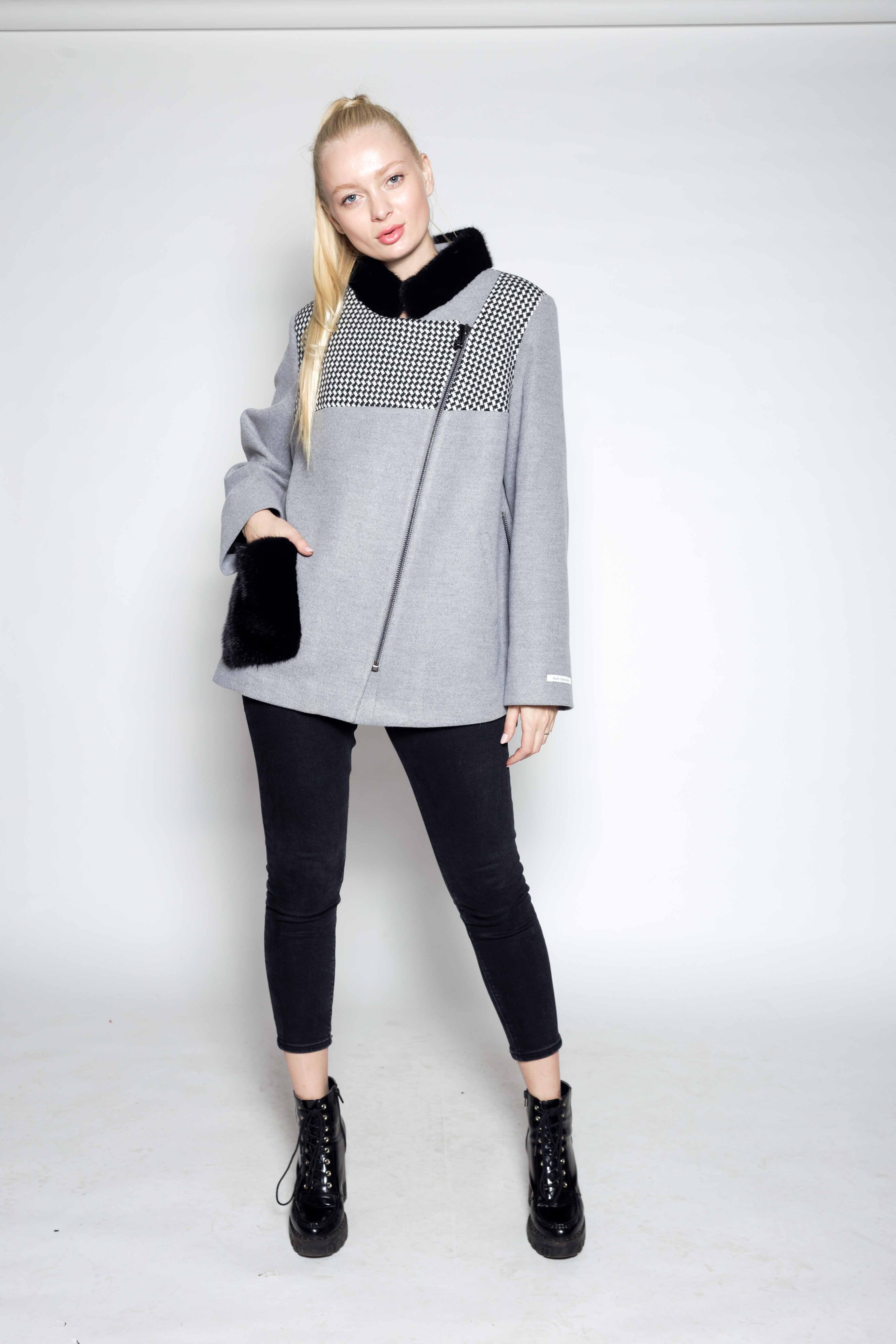 Женское пальто 13